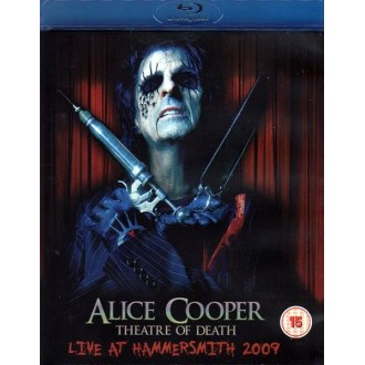 Cooper, Alice - Theatre Of Death - Live At Hammersmith 2009