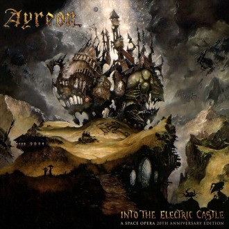 Ayreon - Into The Electric Castle - A Space Opera (Large...