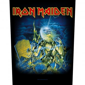 Iron Maiden - Live After Death (Back Patch)