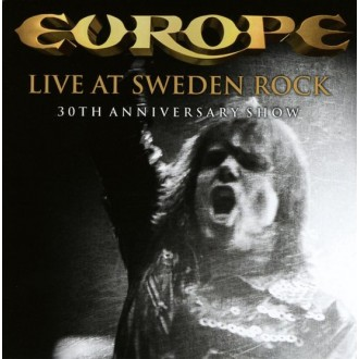 Europe - Live At Sweden Rock (30th Anniversary Show)