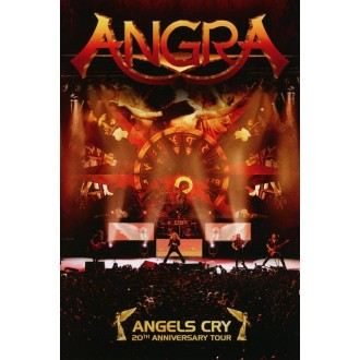 Angra - Angels Cry (20th Anniversary Tour)