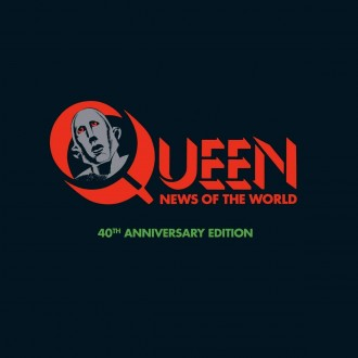 Queen - News Of The World - 40th Anniversary Edition Box