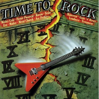 Various Artists - Time To Rock